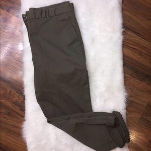 Khaki Gap Pants New